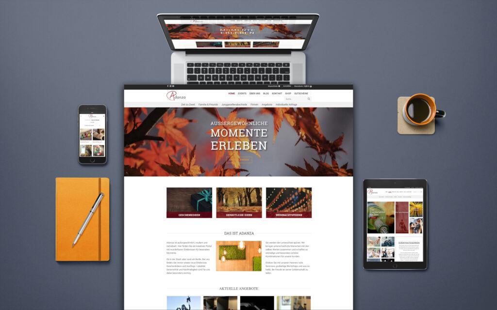 webdesign-adanza-onlineshop